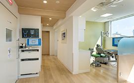 バリアフリーな診療室